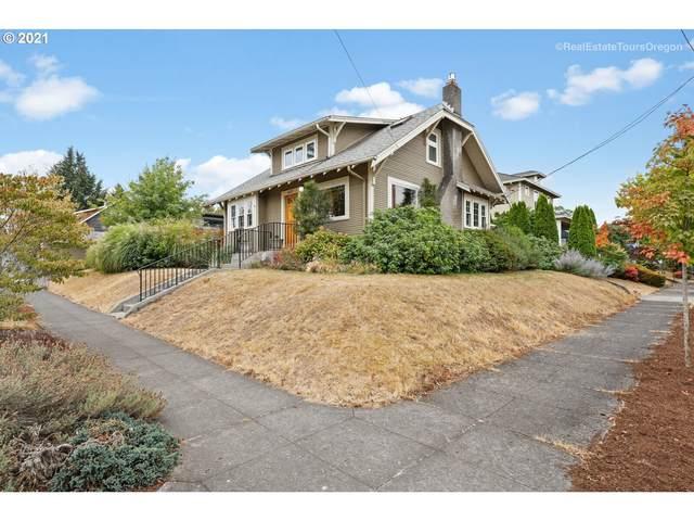 6333 NE 10TH Ave, Portland, OR 97211 (MLS #21222914) :: Lux Properties