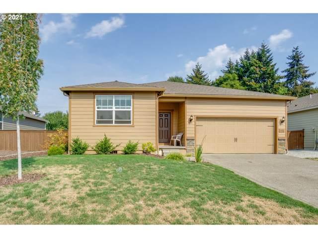 336 York St, Woodland, WA 98674 (MLS #21222948) :: Holdhusen Real Estate Group