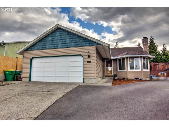 13892 SW Hindon Ct, Tigard, OR 97223 (MLS #21222981) :: Premiere Property Group LLC