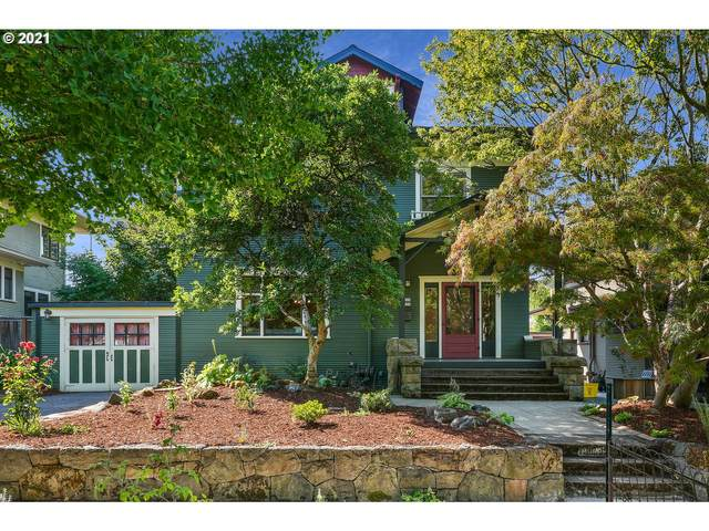 2220 NE Clackamas St, Portland, OR 97232 (MLS #21223339) :: Next Home Realty Connection