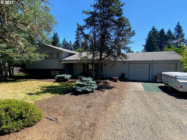 1215 NE 102ND Ave, Vancouver, WA 98664 (MLS #21223554) :: Fox Real Estate Group