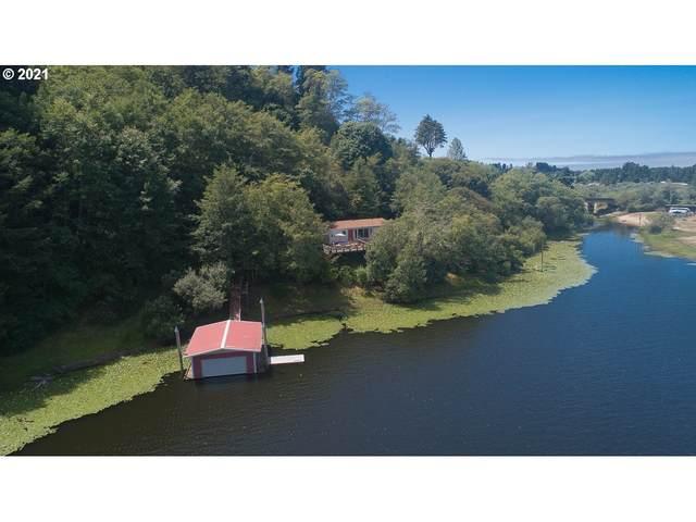 2125 N Lake Rd, Lakeside, OR 97449 (MLS #21223810) :: Beach Loop Realty