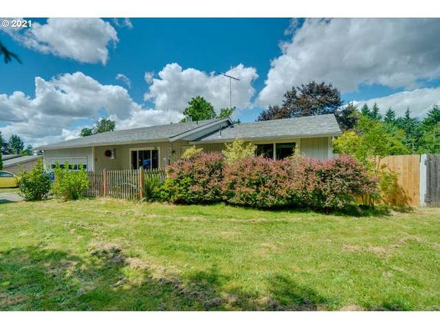 13651 SE 222ND Dr, Damascus, OR 97089 (MLS #21223895) :: Real Tour Property Group