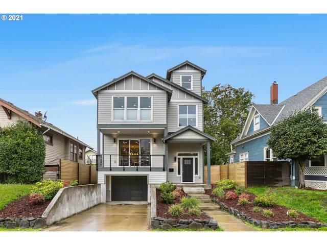 7235 N Fiske Ave, Portland, OR 97203 (MLS #21223937) :: Fox Real Estate Group