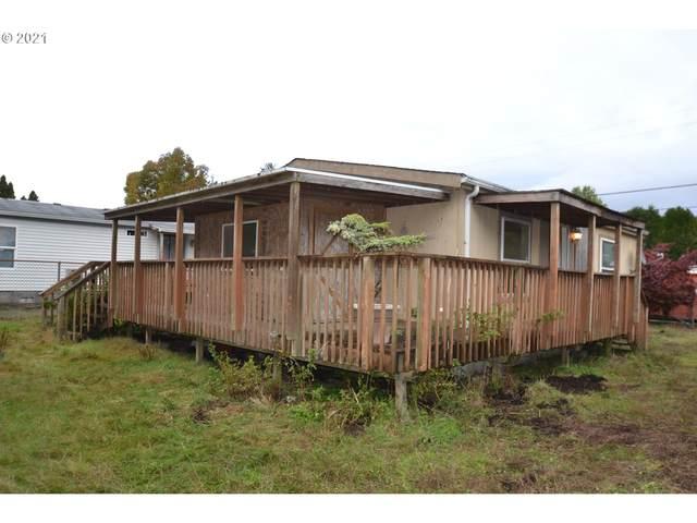163 Tyee St, Hammond, OR 97121 (MLS #21223940) :: Song Real Estate