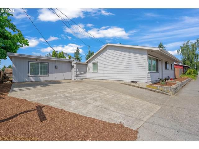 1327 SE 182ND Ave, Portland, OR 97233 (MLS #21224066) :: Beach Loop Realty
