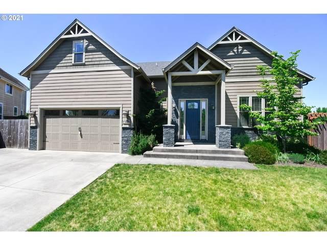 319 Lenore Loop, Eugene, OR 97404 (MLS #21224402) :: Song Real Estate
