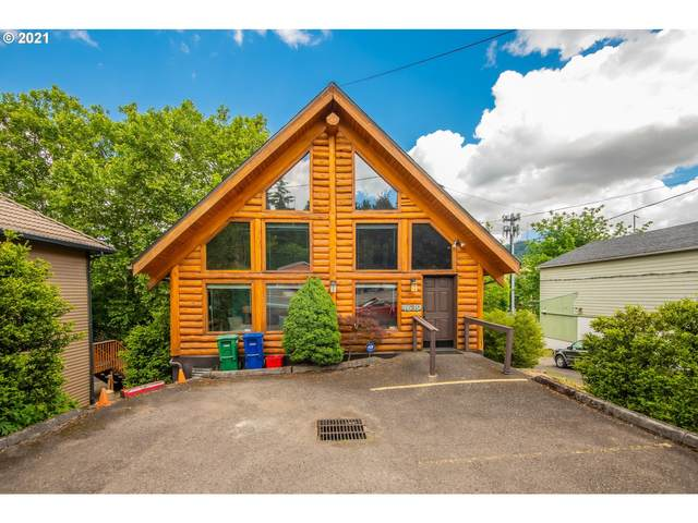 4639 SW Beaverton Hillsdale Hwy, Portland, OR 97221 (MLS #21224485) :: Fox Real Estate Group