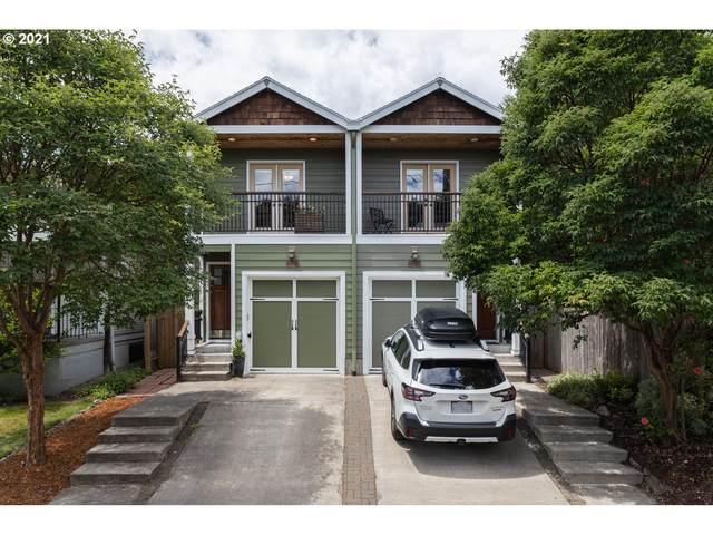 6029 S Hood Ave, Portland, OR 97239 (MLS #21224551) :: Holdhusen Real Estate Group