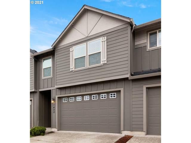 1420 NE 82ND Dr, Vancouver, WA 98665 (MLS #21224656) :: Premiere Property Group LLC
