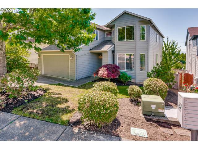 5429 NW Crady Ln, Portland, OR 97229 (MLS #21224869) :: Song Real Estate