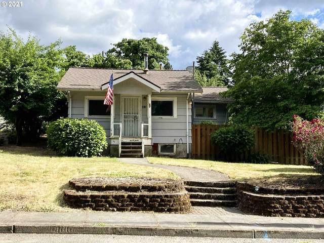 3016 SE Boyd St, Milwaukie, OR 97222 (MLS #21225317) :: Lux Properties