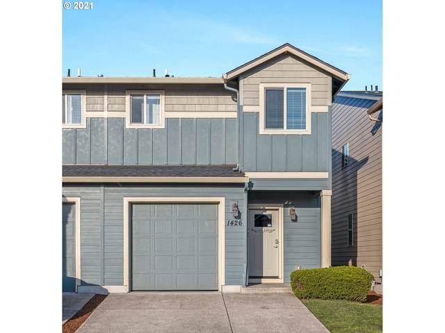 1426 NE 82ND Dr, Vancouver, WA 98665 (MLS #21225468) :: Premiere Property Group LLC