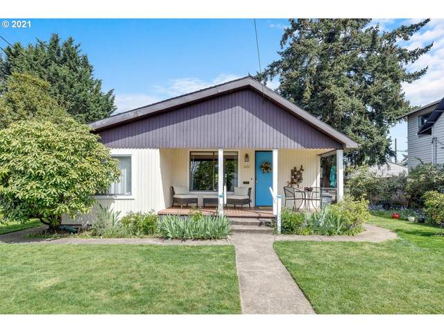 3622 SE 68TH Ave, Portland, OR 97206 (MLS #21225478) :: The Pacific Group