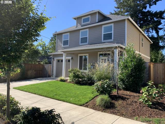 7121 SE 64TH Ave, Portland, OR 97206 (MLS #21225628) :: Change Realty