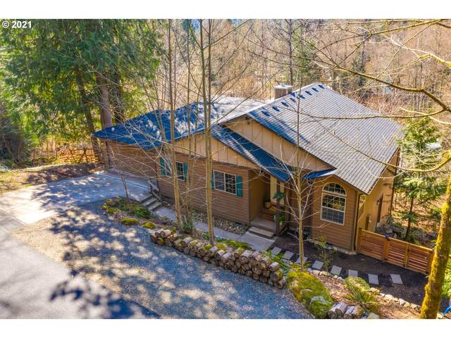 25775 E Salmon River Rd, Welches, OR 97067 (MLS #21225766) :: The Pacific Group
