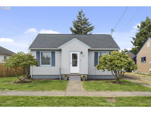 710 Manor Pl, Tillamook, OR 97141 (MLS #21226112) :: RE/MAX Integrity