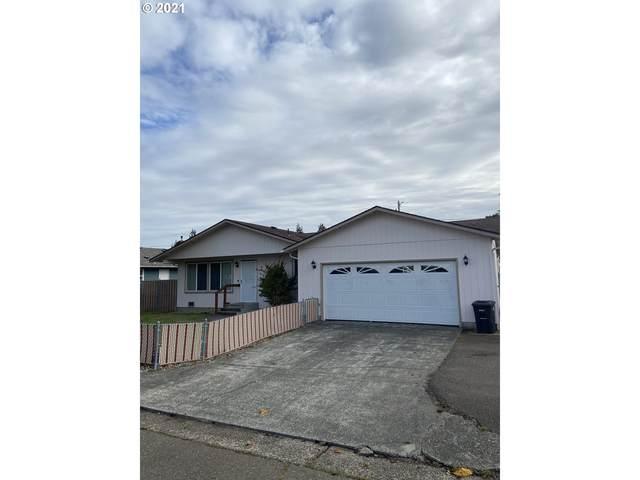 2437 Fir St, North Bend, OR 97459 (MLS #21226148) :: McKillion Real Estate Group