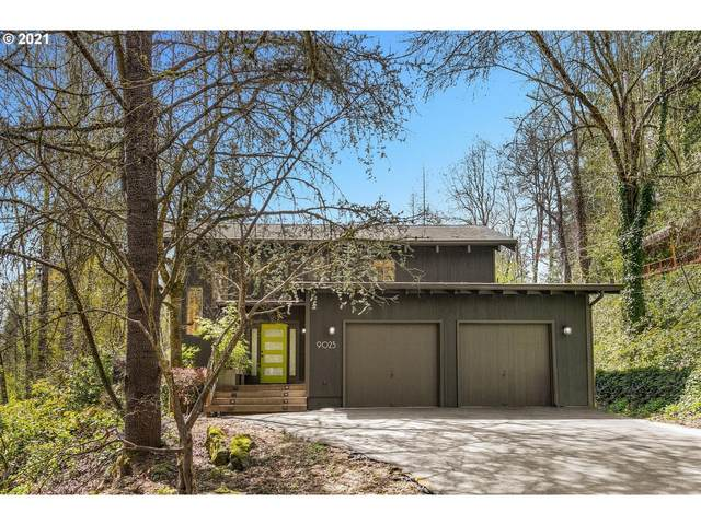 9025 SW Cedarwood Ln, Portland, OR 97225 (MLS #21226170) :: The Haas Real Estate Team