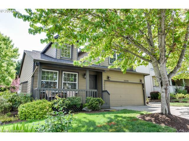 13338 SW Uplands Dr, Tigard, OR 97223 (MLS #21226269) :: Fox Real Estate Group