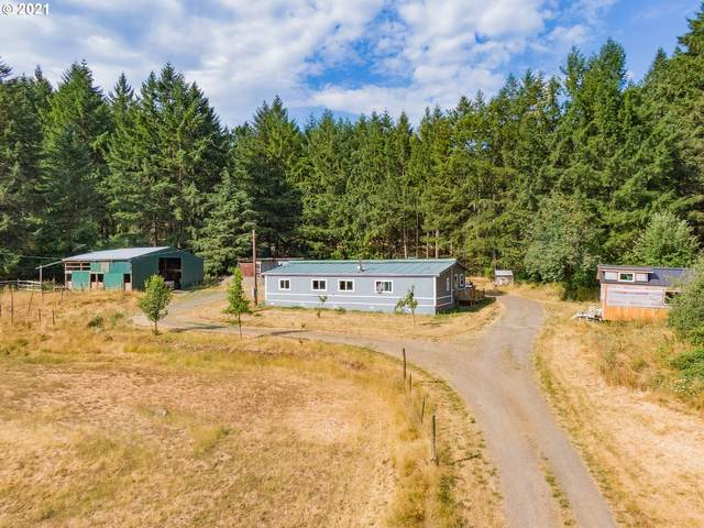 95080 Marcola Rd, Marcola, OR 97454 (MLS #21226286) :: Duncan Real Estate Group