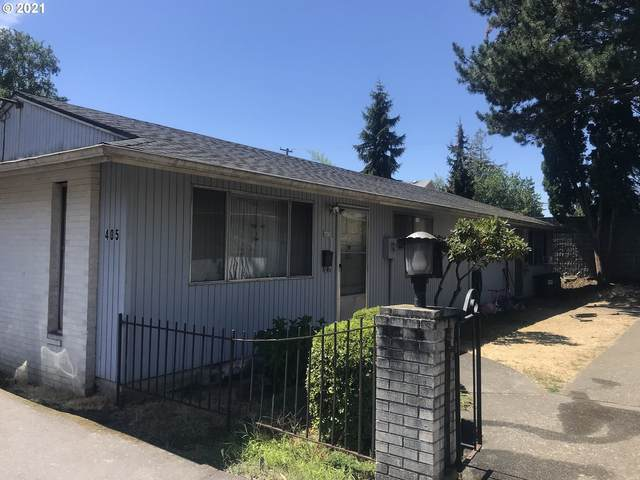 405 NE 83RD Ave, Portland, OR 97220 (MLS #21226336) :: Stellar Realty Northwest