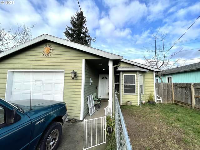 6211 N Mears St, Portland, OR 97203 (MLS #21226354) :: Stellar Realty Northwest