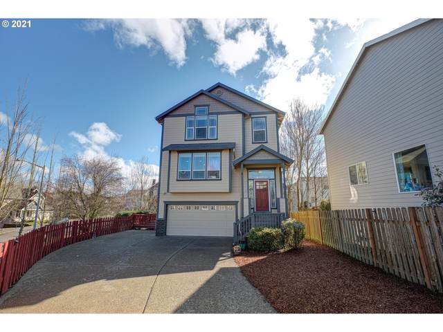2376 SE Jasmine Way, Gresham, OR 97080 (MLS #21226751) :: Next Home Realty Connection