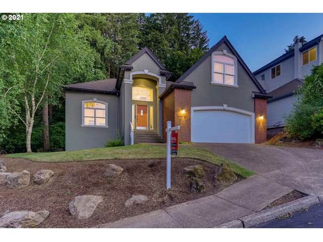13134 SW Woodshire Ln, Tigard, OR 97223 (MLS #21227030) :: Cano Real Estate