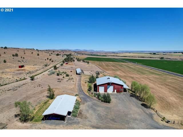 4766 NE Collins Dr, Madras, OR 97741 (MLS #21227155) :: Oregon Farm & Home Brokers