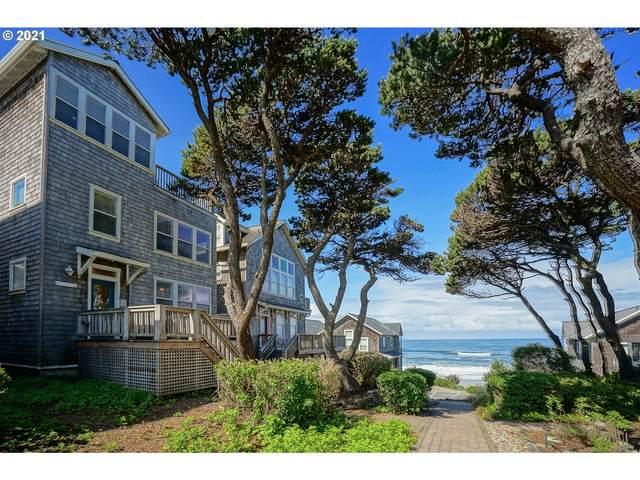 484 Bella Beach Cir, Depoe Bay, OR 97341 (MLS #21227238) :: Song Real Estate