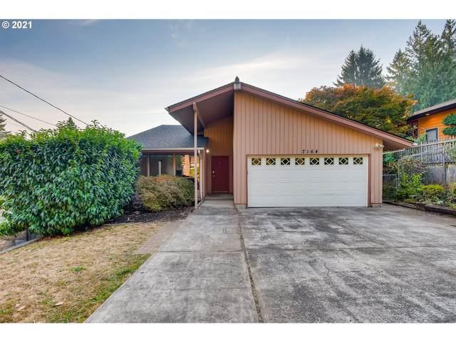 7164 SE 122ND Ave, Portland, OR 97236 (MLS #21227293) :: Premiere Property Group LLC