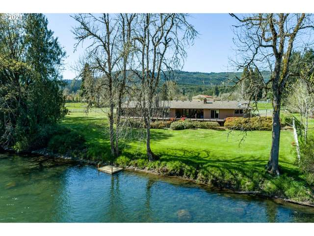 42240 Holden Creek Ln, Springfield, OR 97478 (MLS #21227477) :: The Haas Real Estate Team