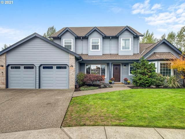 10914 SW Arthur Ct, Wilsonville, OR 97070 (MLS #21228009) :: Fox Real Estate Group