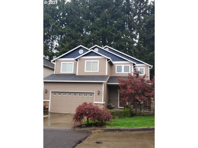 10612 NE 97TH Cir, Vancouver, WA 98662 (MLS #21228092) :: Keller Williams Portland Central