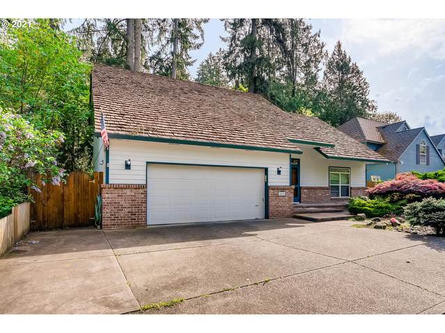 5420 SE Pine St, Hillsboro, OR 97123 (MLS #21228132) :: Brantley Christianson Real Estate