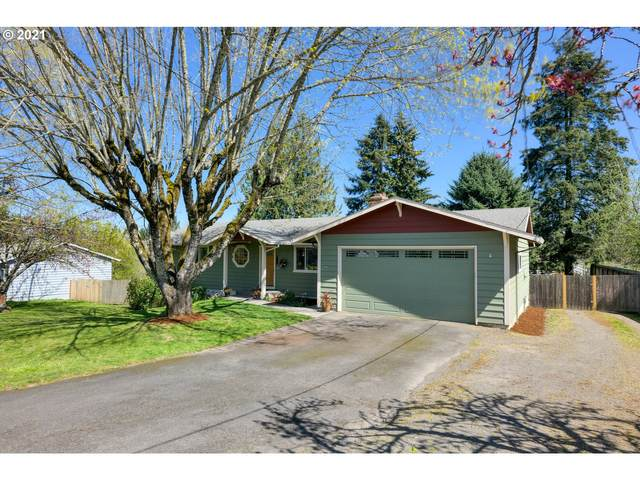 14170 SW 100TH Ave, Tigard, OR 97224 (MLS #21228273) :: Next Home Realty Connection