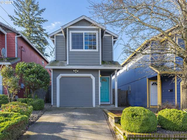 7029 NE 6TH Ave, Portland, OR 97211 (MLS #21228286) :: Song Real Estate