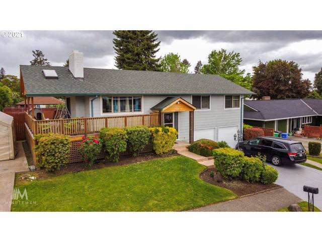 3509 NE 138TH Ave, Portland, OR 97230 (MLS #21228351) :: Townsend Jarvis Group Real Estate