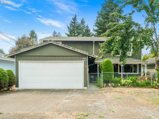 6727 SE 65TH Ave, Portland, OR 97206 (MLS #21228352) :: Oregon Farm & Home Brokers
