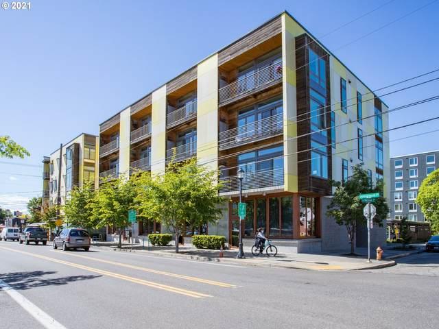 1455 N Killingsworth St #201, Portland, OR 97217 (MLS #21228609) :: Fox Real Estate Group