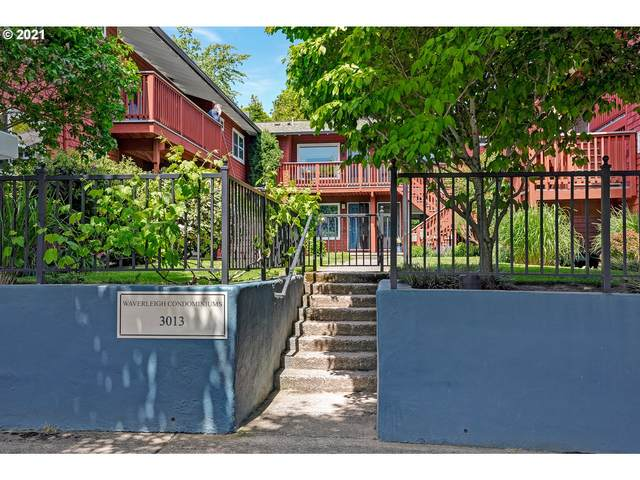 3013 SE Waverleigh Blvd #10, Portland, OR 97202 (MLS #21228865) :: Next Home Realty Connection