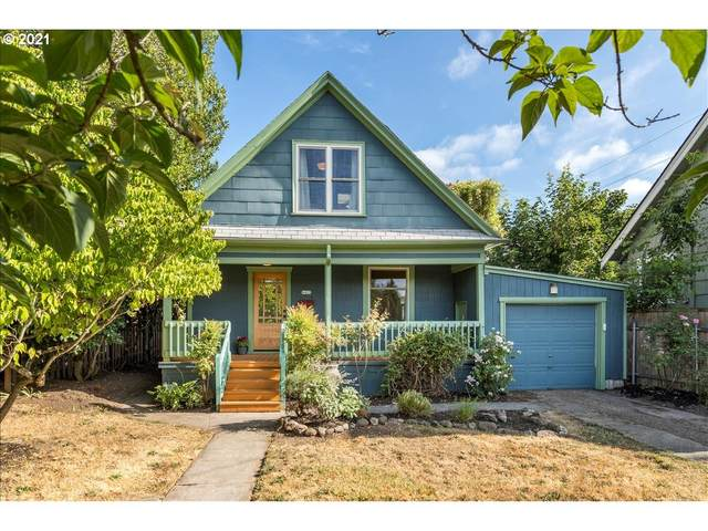 4423 SE Yamhill St, Portland, OR 97215 (MLS #21228969) :: Coho Realty