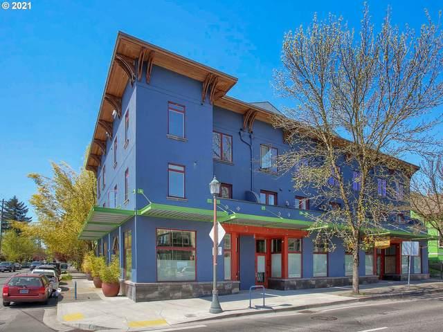 325 NE Graham St #5, Portland, OR 97212 (MLS #21229208) :: Real Tour Property Group