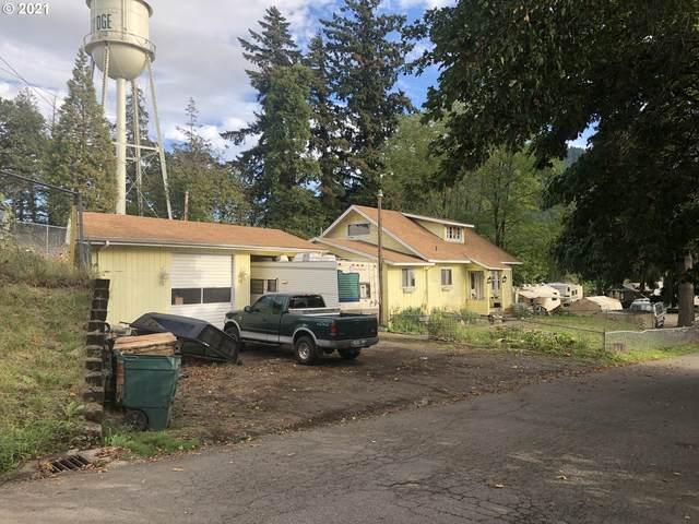 47884 Hwy 58 Hwy, Oakridge, OR 97463 (MLS #21229496) :: Song Real Estate