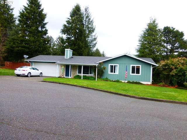 1025 Heather Ct, Reedsport, OR 97467 (MLS #21229736) :: Duncan Real Estate Group