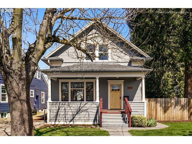 905 N Sumner St, Portland, OR 97217 (MLS #21229764) :: Brantley Christianson Real Estate