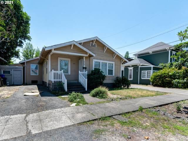 258 E 16TH Ave, Eugene, OR 97401 (MLS #21230262) :: Stellar Realty Northwest