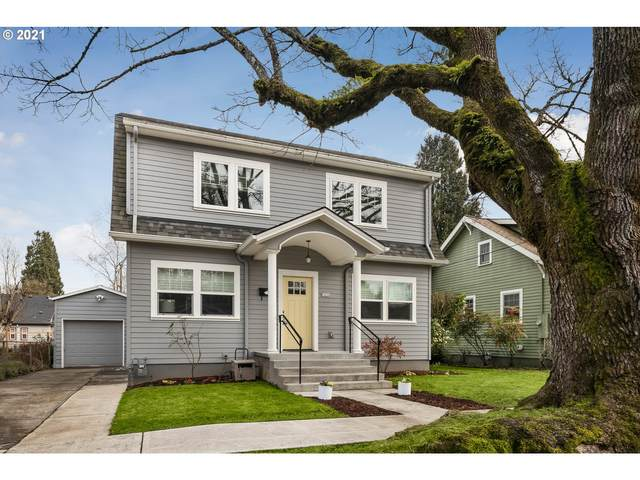 7436 SE 20TH Ave, Portland, OR 97202 (MLS #21230330) :: Next Home Realty Connection