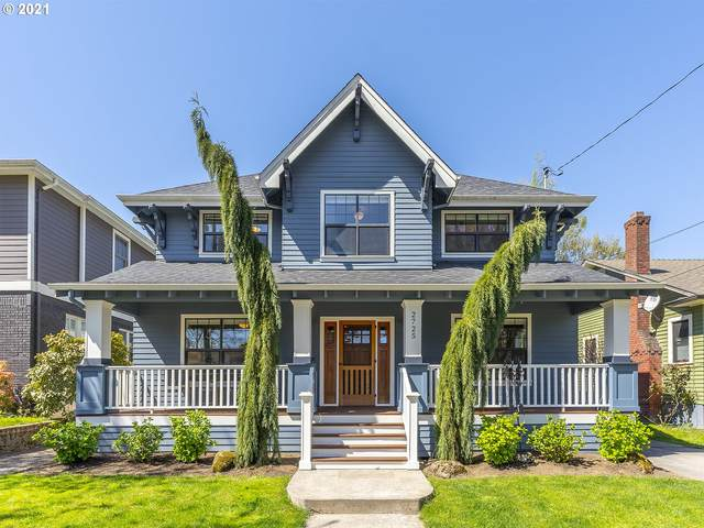 2725 NE 35TH Ave, Portland, OR 97212 (MLS #21230385) :: Stellar Realty Northwest